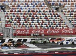 Kurt Bush NASCAR Charlotte AP