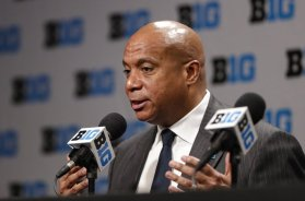 Big Ten Kevin Warren AP