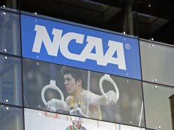 NCAA Rings Logo AP
