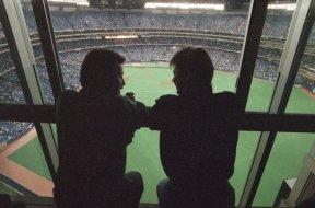 Toronto 1992 MLB baseball AP
