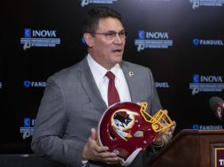 Ron Rivera Washington AP