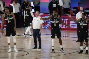 Bucks coach complain AP
