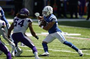 Colts Jonathan Taylor AP