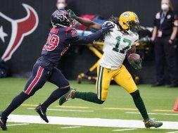 Davante Adams Packers AP