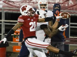 Badgers Ceasar Williams AP