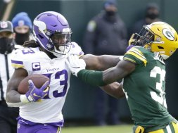 Vikings Cook Packers Jackson AP
