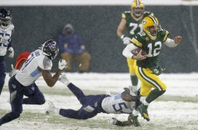 Aaron Rodgers Packers Titans AP