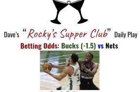 bucks nets betting preview