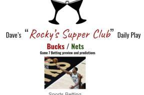 bucks nets game 7
