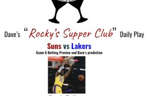 suns lakers game 6