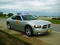 Iowa State Patrol squad FB