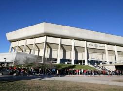 Iowa St Athletic Facilities