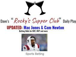 newton jones odds