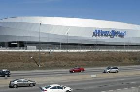 Allianz Field Minnesapolis AP