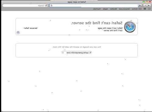 Hur att blockera och avblockera webbplatser (på en Mac)