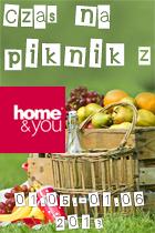 Czas na piknik 2013 z home&you