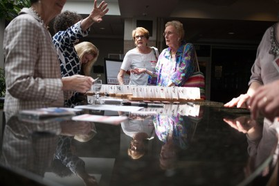The Society for Lifelong Learning Open House was held Aug. 28.