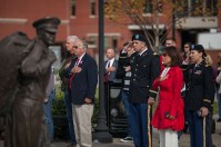 WKU observed Veterans Day on Nov. 11.