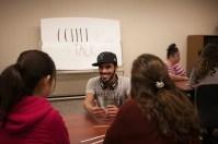 International Education Week events included Coffee Talk on Nov. 14.