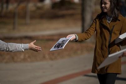 Distribution of the new Talisman Magazine began Dec. 1.