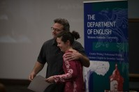 Department of English held its awards ceremony on April 25.