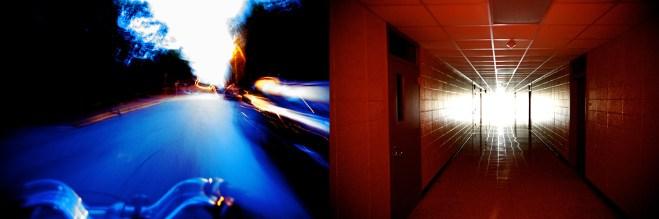 """""""When I haven't slept in days I make photographs that feel as strange as I do."""""""