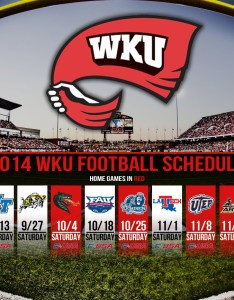 Image also wku football announces schedule ticket and seating options rh wkusports
