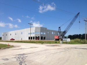 Marshall County Shell Building
