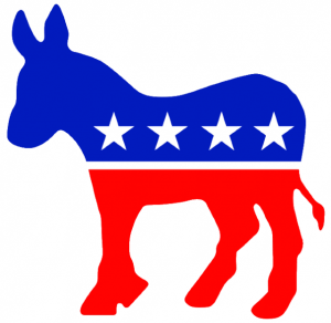 Democratic Party Donkey