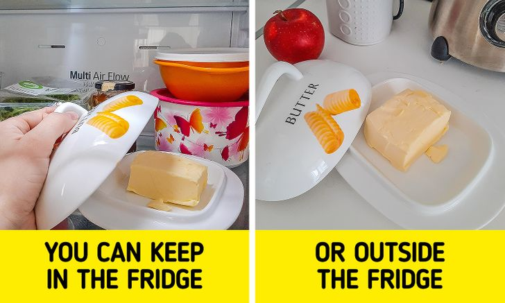15 Foods That You Don't Have to Keep in the Fridge