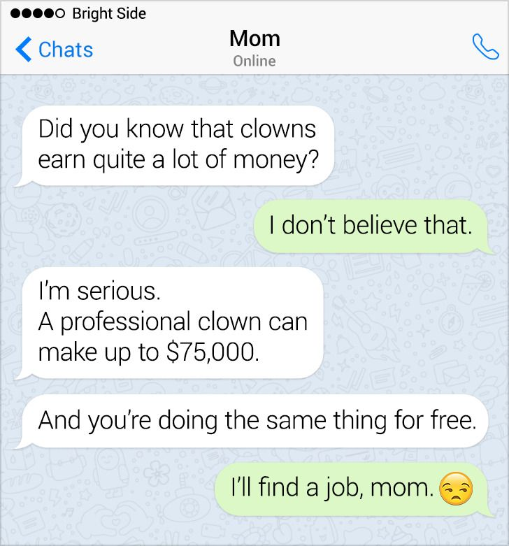 9 Texts From Parents That Can Beat Any Stand-Up Show