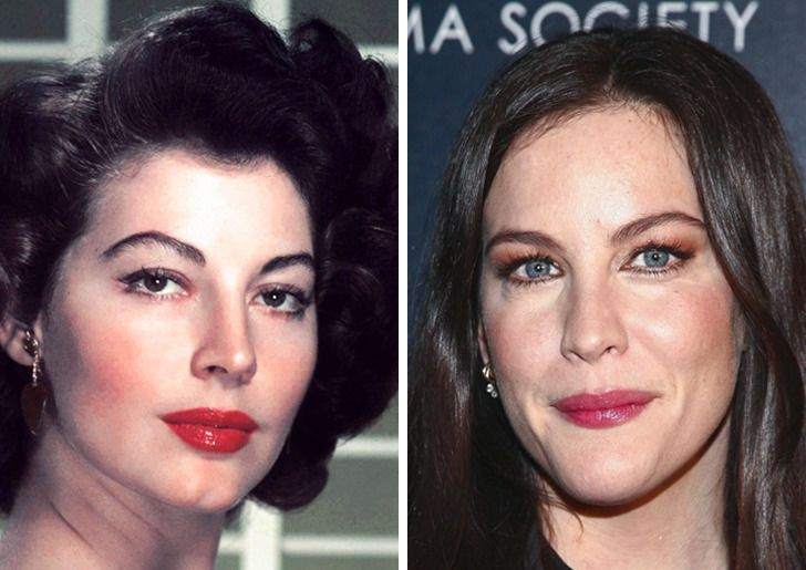 15 Modern Celebrities That Look Like the Stars of the Past