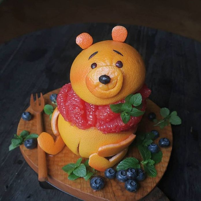 A Mom Makes Cartoon-like Dishes That Were Born to Make You Squeal With Delight