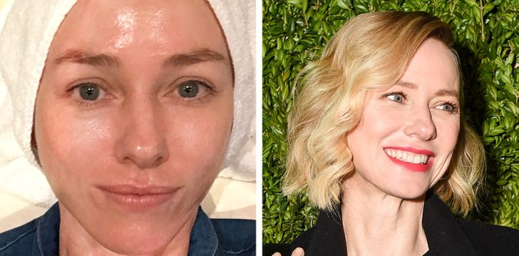 16 Celebrities You Can Hardly Recognize Without Makeup