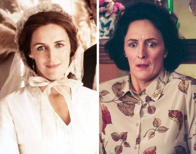 Fiona-Shaw-gencligi-harry-potter-oyuncularinin-genclik-rolleri