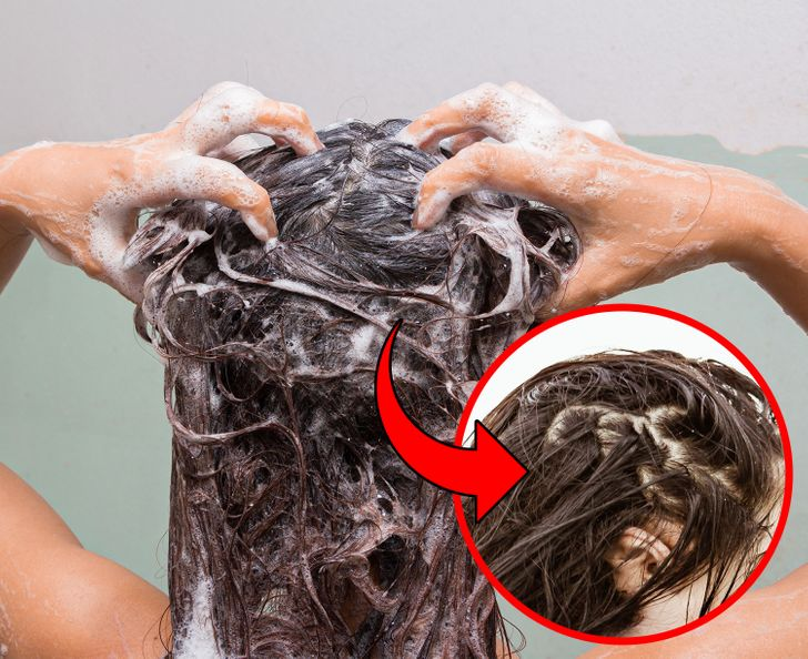 8 Hair Washing Mistakes You May Be Making