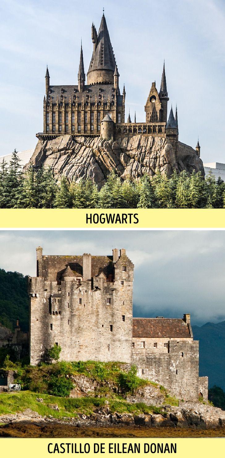 """9 Lugares mágicos de Escocia que cuesta creer que no pertenezcan al mundo de """"Harry Potter"""""""