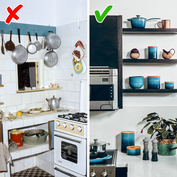 10 Tips to have a minimalist and practical kitchen
