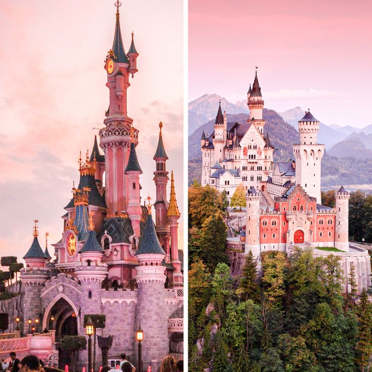 14 Awesome Facts From Disney Castles Around The World