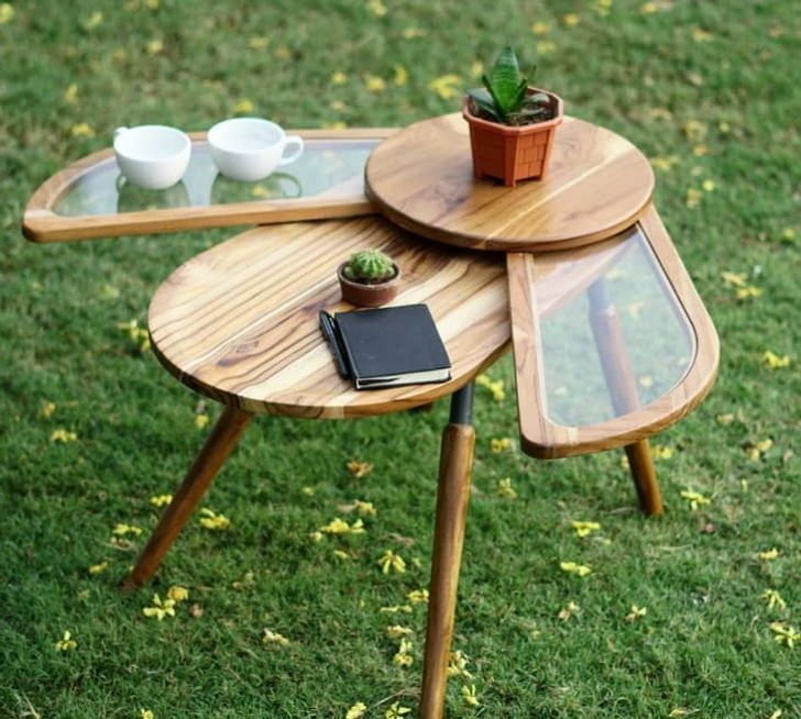 15 Furniture Designs That Made Us Feel Like We Lived In The Lap Of Nature