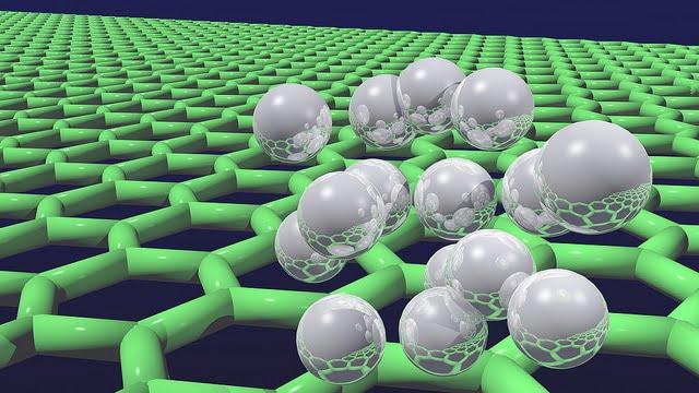 Grafen przyczyni się do poprawy wydajności ogniw wodorowych