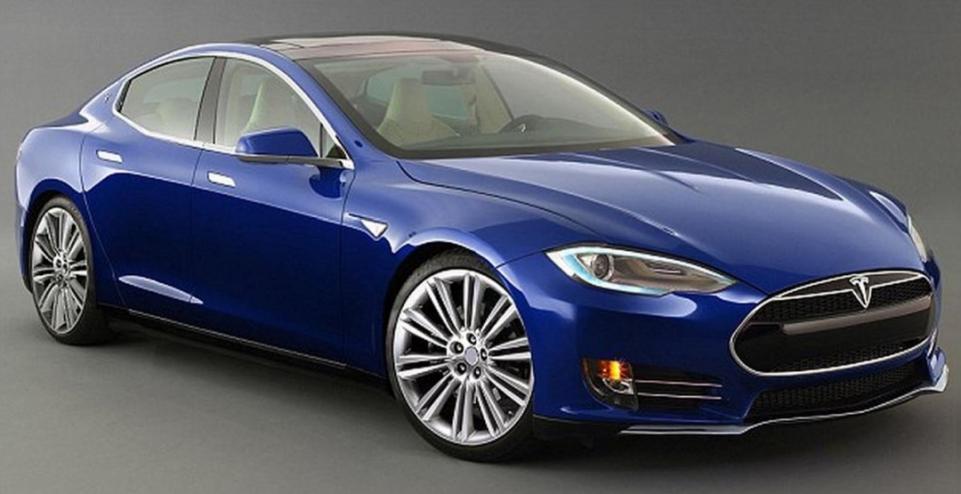 Tesla Motors zaprezentowała swoje najnowsze dziecko  Tesla Model 3