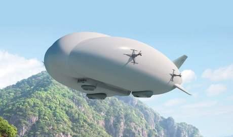 Sterowiec Lockheed Martin