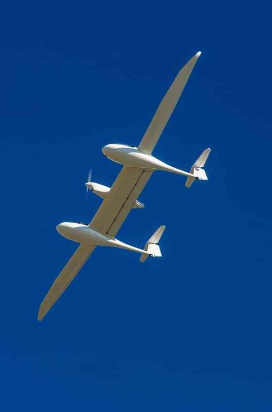 HY4 samolot z napędem wodorowym