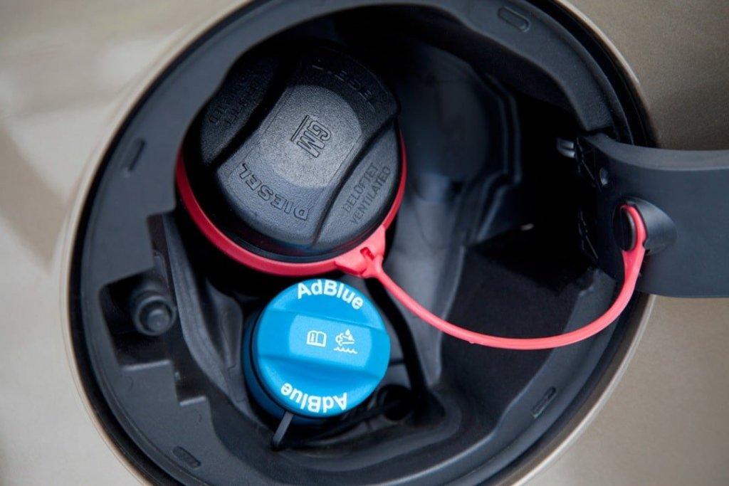 AdBlue w samochodach