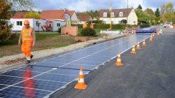 Wattway zapowiedziała powstanie więcej prototypowych solarnych dróg - wlaczoszczedzanie.pl
