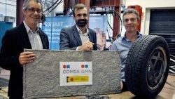Powstał nowy materiał budowlany z recyklingu zużytych opon - wlaczoszczedzanie.pl