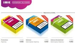 Smok czyli papierosy dla dzieci sprzedawane nieletnim jako nowe używki - wlaczoszczędanie.pl / @Miasto jest nasze