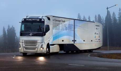 Powstaje hybrydowe Volvo Concept Truck