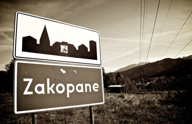 Turyści w Zakopanem ze względu na zanieczyszczenie powietrza nie będą płacić za opłatę klimatyczną